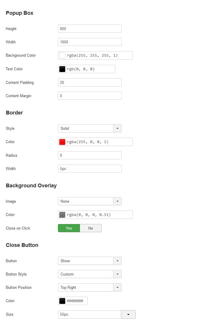 Auto Onpageload Popup- Joomla Documentation